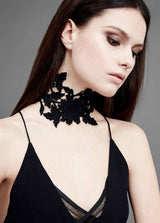 SAMPLE - Choker black