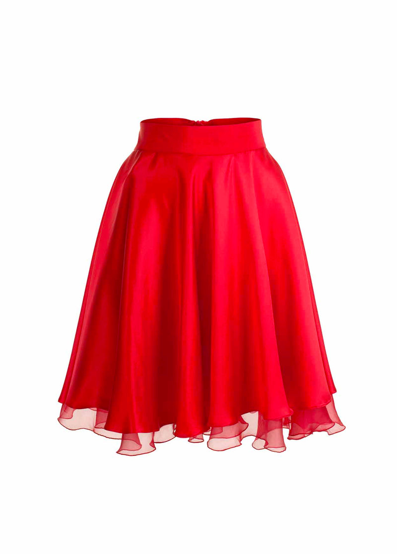 SAMPLE - Docile skirt red