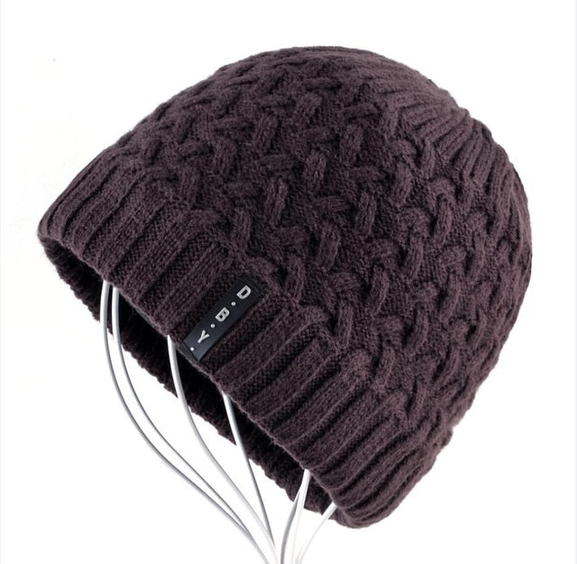 d3aabbb3dbe Men s Knitted Hat Winter Beanie - gearguruu.com