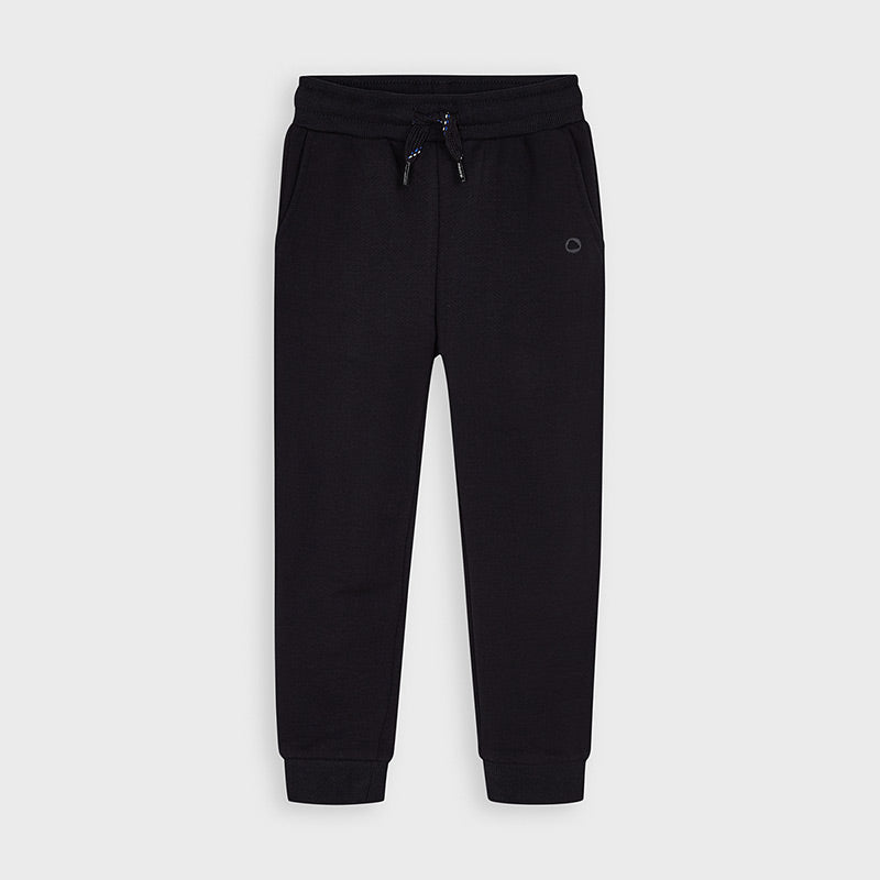 Basic Fleece Joggers - Coal