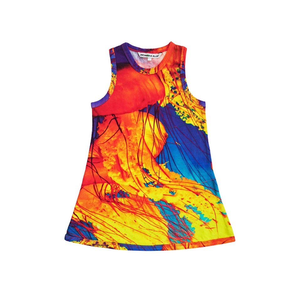 Sleeveless Organic Dress
