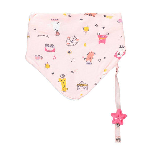 Circus Friends Bandana Bib