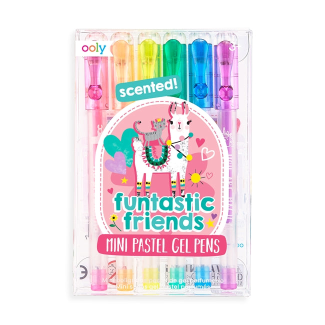 Funtastic Friends Scented Mini Gel Pens