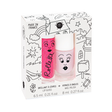 Nailmatic Nail Polish and Lip Gloss Set