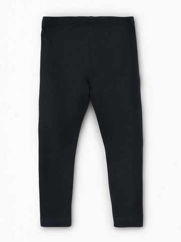 Organic Leggings - Black