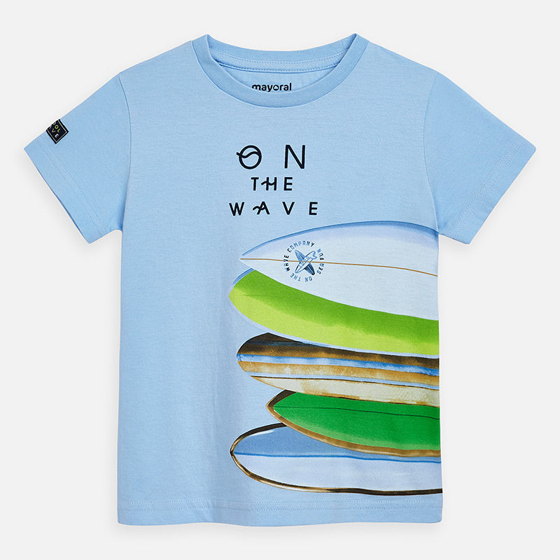 On the Wave Tee