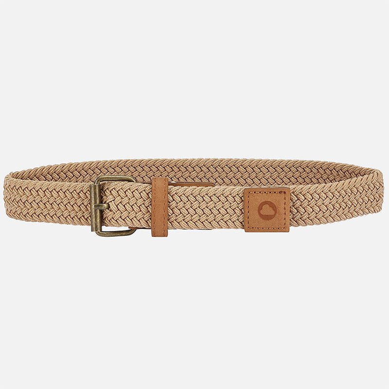 Stretchy Belt - Tan