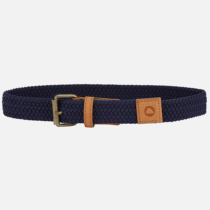 Stretchy Belt - Navy