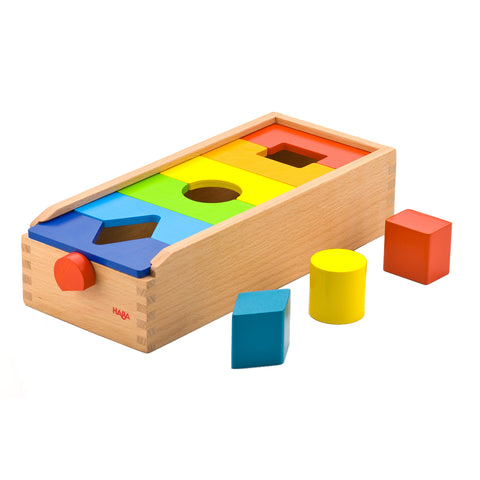 Fit and Play Shape Sorter