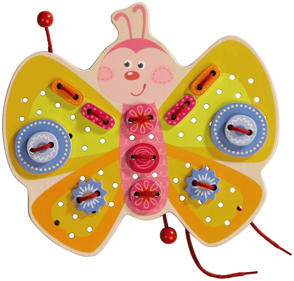 Butterfly Threading Game