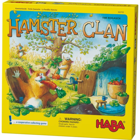 Hamster Clan Game