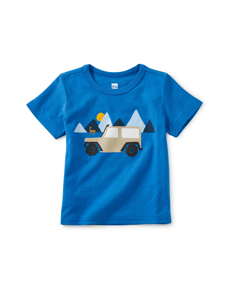 Graphic Tee - Ranch Rover