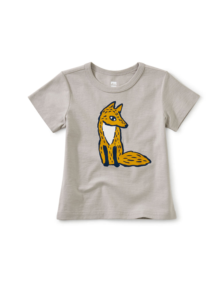 Graphic Tee - Sly Fox