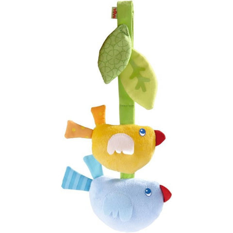 Bird Friends Stroller Toy