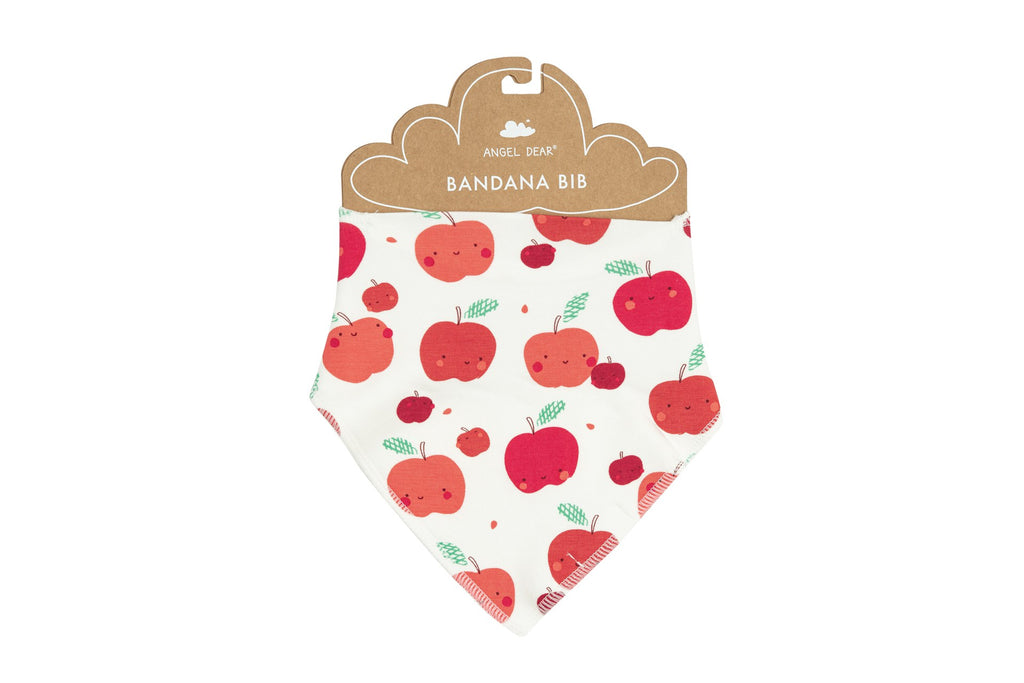 Bandana Bib - Apple Orchard