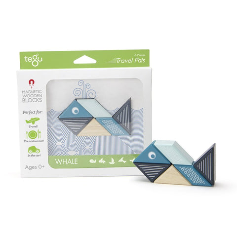 Tegu Magnetic Travel Pals