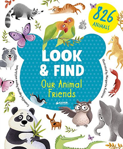 Look & Find: Our Animal Friends