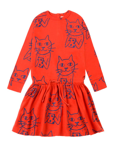 Nadadelazos Anton the Cat Dress