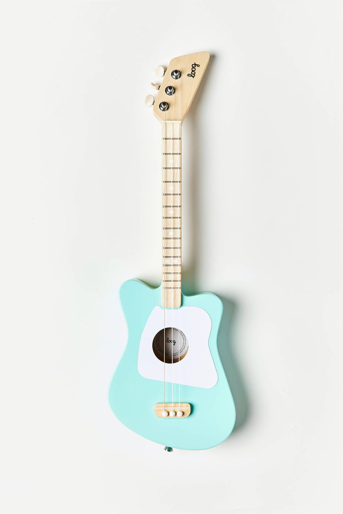 Loog Kid's Guitar - Mini Acoustic