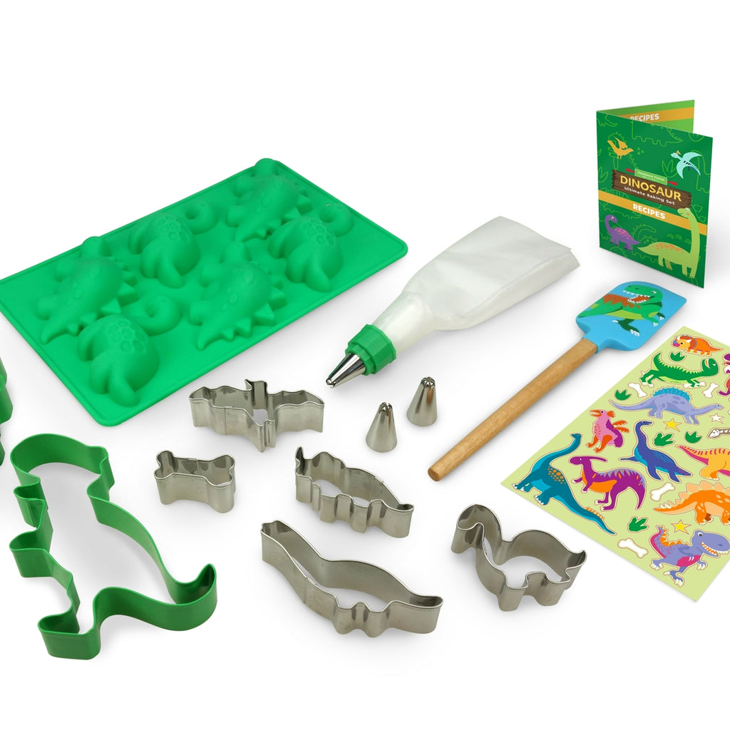 Ultimate Baking Set - Dinosaur
