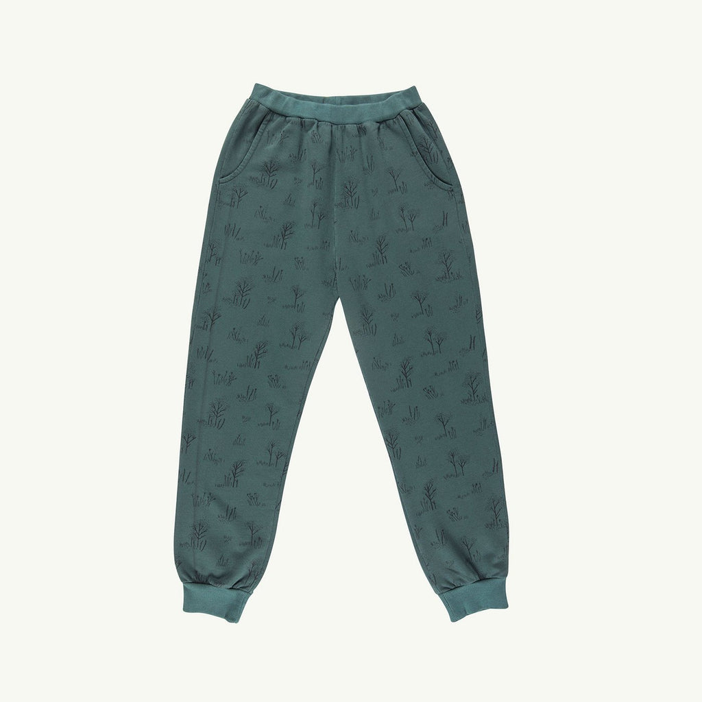 Red Caribou French Terry Jogger