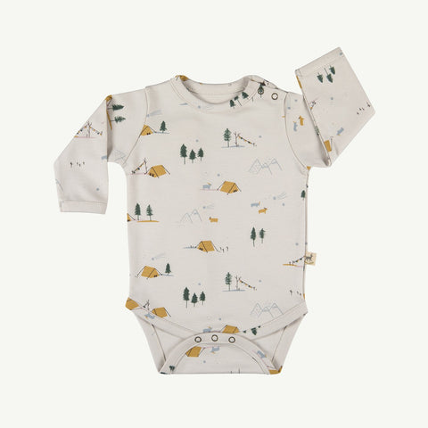 Red Caribou Onesie