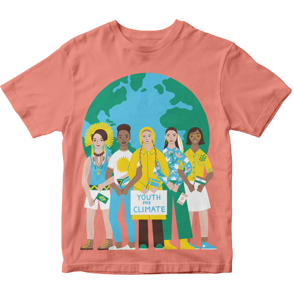 Trailblazer Tee - Earth Heroes
