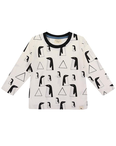 Penguin Family Tee