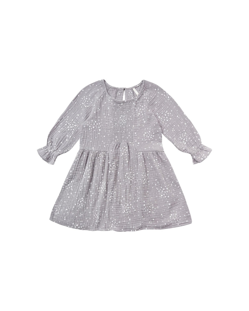 Rylee + Cru Sadie Dress - Moondust
