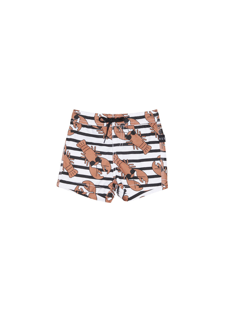 Huxbaby Lobster Swim Trunks
