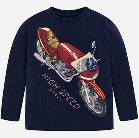 High Speed Graphic Tee