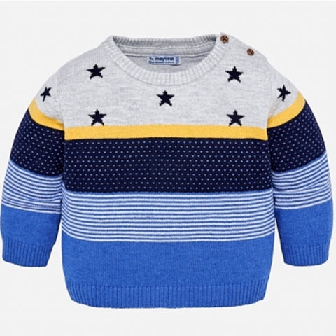 Stars Pullover Sweater