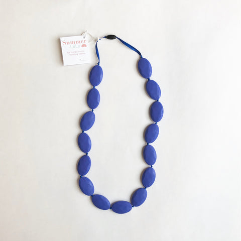 Summer Lulu Teething Necklace