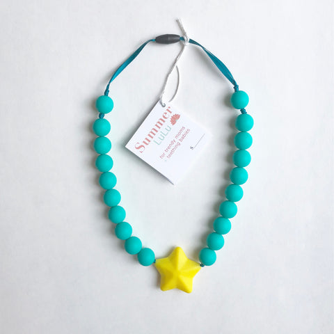 Summer Lulu Kids Star Necklace