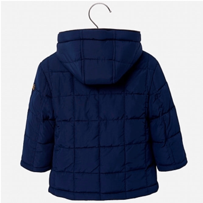 Fleece Lined Winter Coat