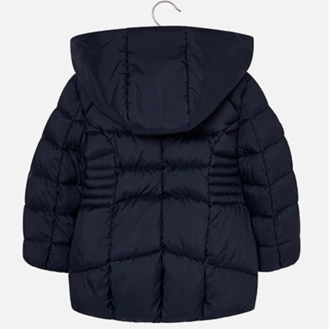 Fleece Lined Winter Jacket