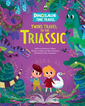Twins Travel to the Triassic