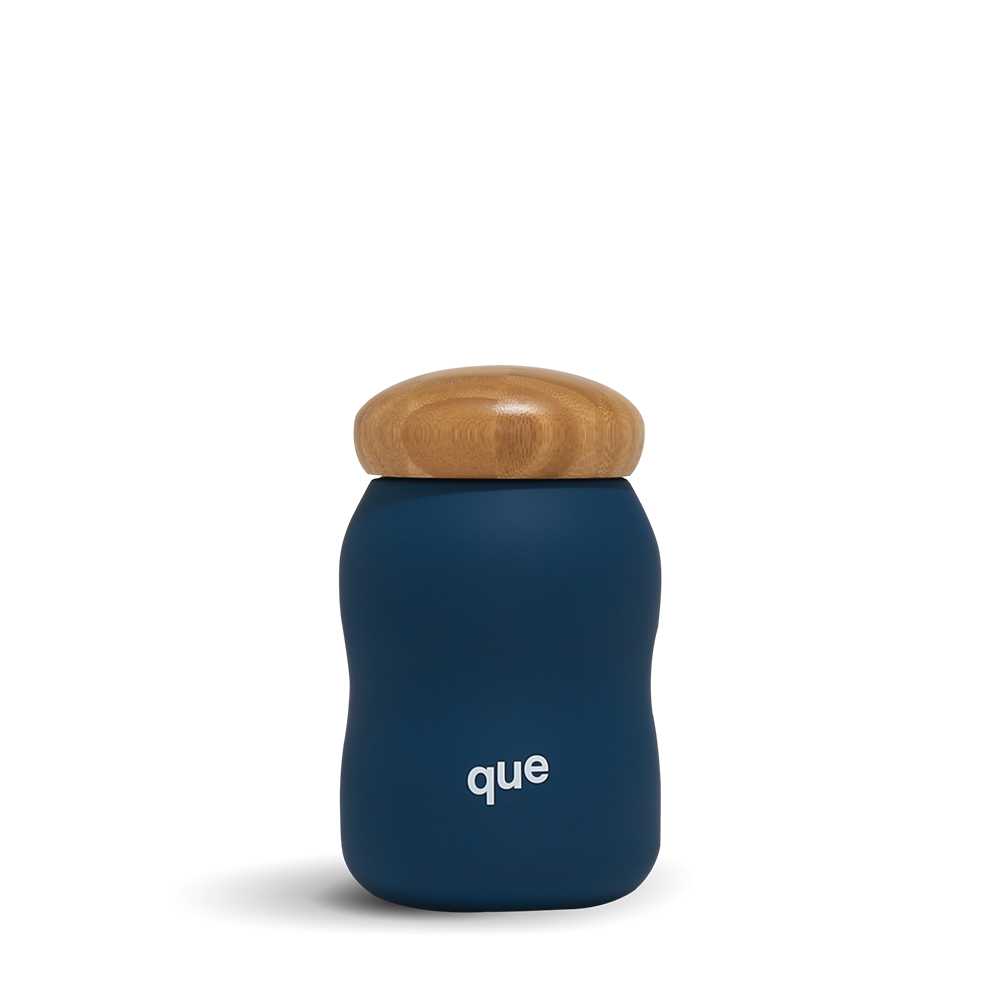 Que Insulated Bottle - 12oz.
