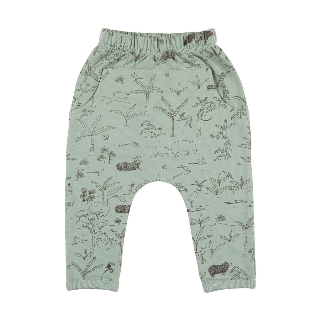 Red Caribou Pocket Jogger - The Story