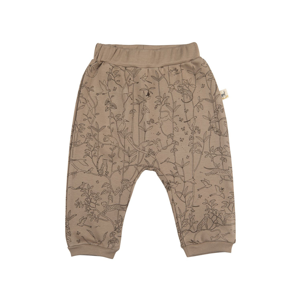 Red Caribou Baggy Pants - The Canopy