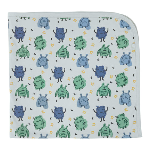Organic Monster Swaddle