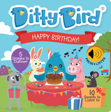 Ditty Bird Board Book