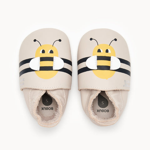 Soft Sole Shoes - Bees