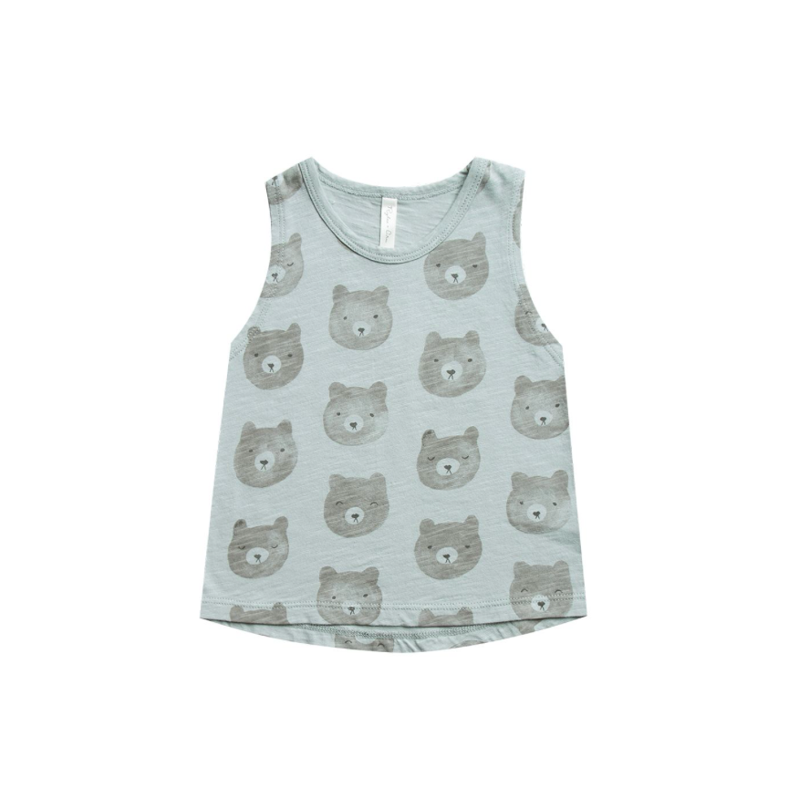 Rylee + Cru Throwback Tank - Bears