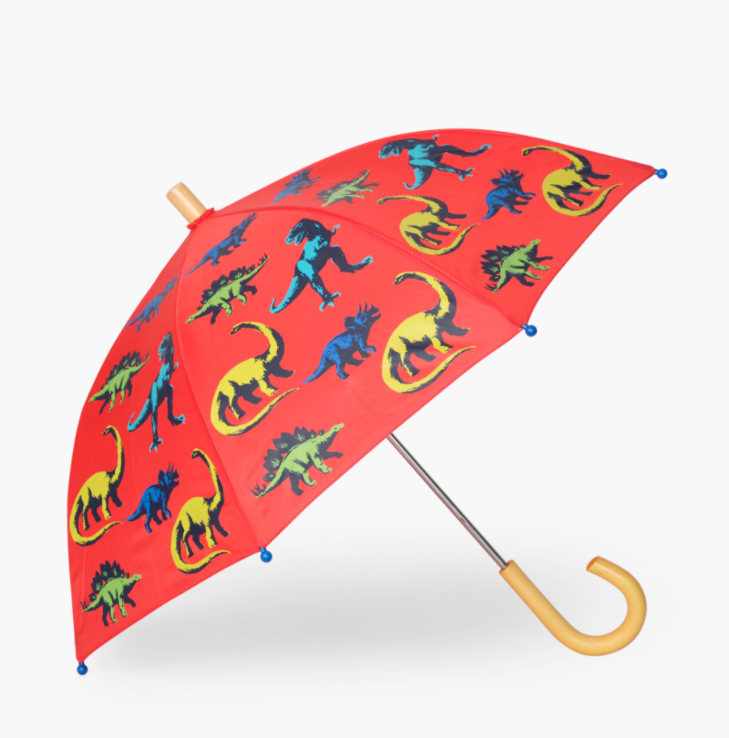 Kids Umbrella - Painted Dinos