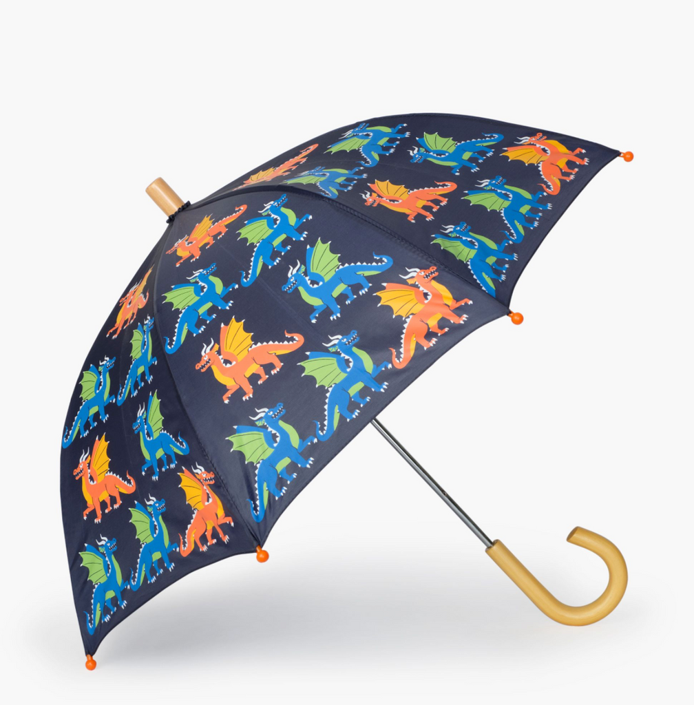 Kids Umbrella - Dragons
