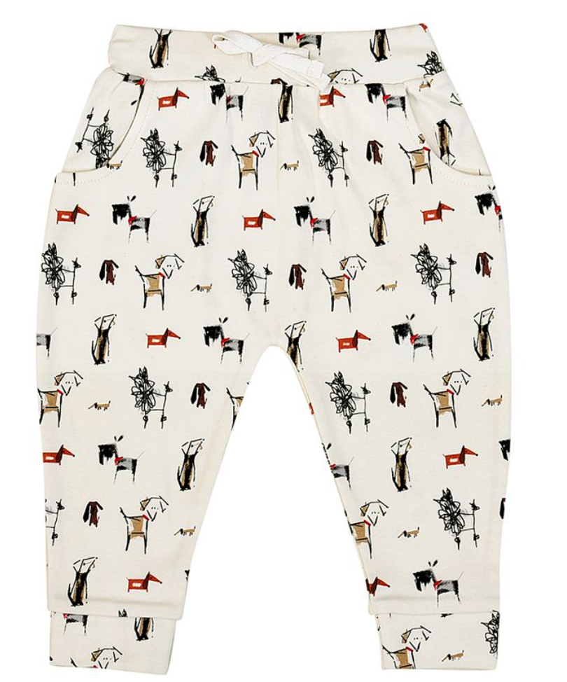 Organic Dog Lounge Pants
