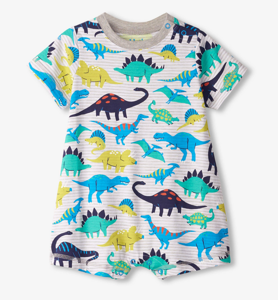 Friendly Dinos Romper