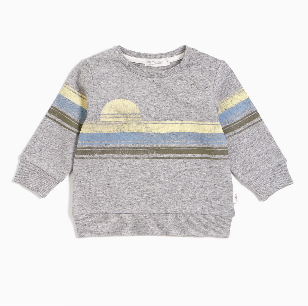 Lakeview Pullover - Forest