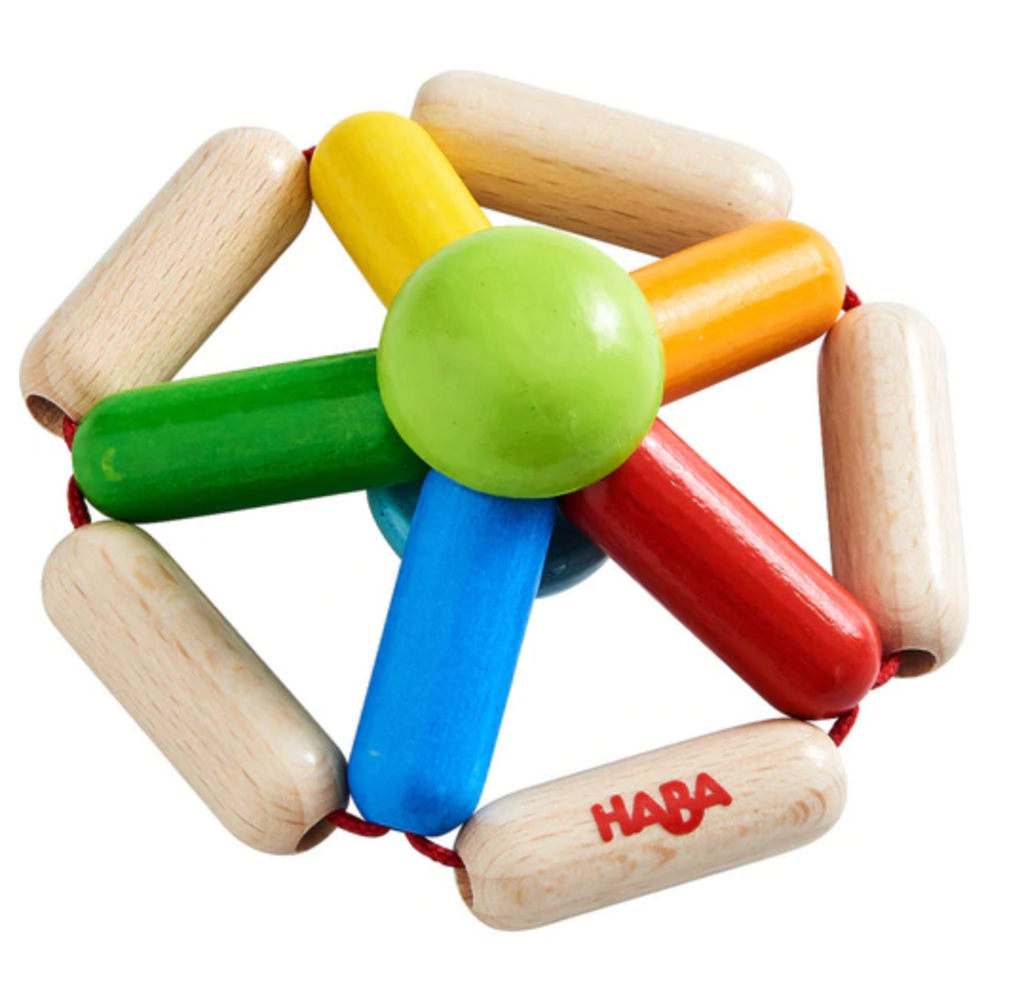 Color Carousel Clutching Toy